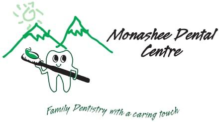 Monashee Dental Centre - Dr Paula Winsor-Lee - Lumby BC - Header Logo